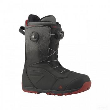 snowboard homme burton boots de snowboard burton ruler boa black fade en France