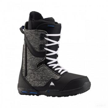 snowboard homme burton boots de snowboard burton rampant black homme gris Outlet en ligne
