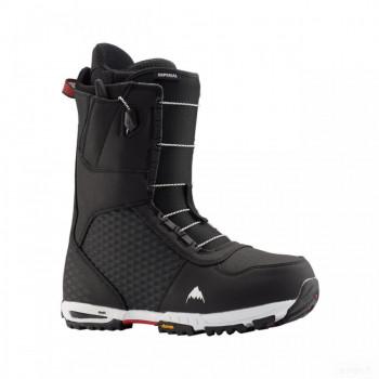 snowboard homme burton boots de snowboard burton imperial black homme noir Remise Vente