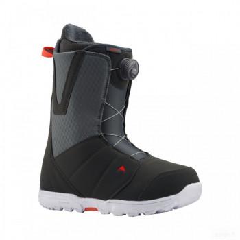 snowboard homme burton boots de snowboard burton moto boa gray homme gris Meilleures ventes