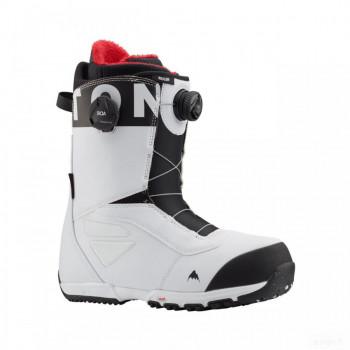 snowboard homme burton boots de snowboard burton ruler boa white homme blanc Grosses soldes