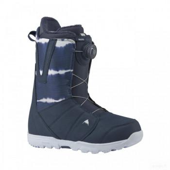 snowboard homme burton boots de snowboard burton moto boa midnite blue en France
