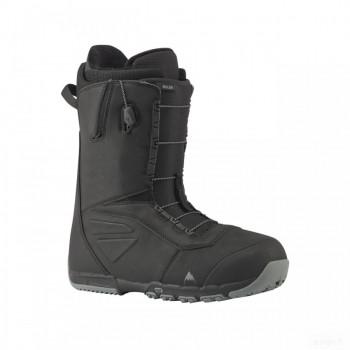 snowboard homme burton boots de snowboard burton ruler black En Soldes