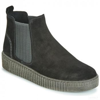 Gabor 3373117 Noir Boots Femme Outlet en ligne