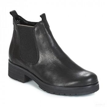 Gabor Treass Noir Boots Femme Meilleures ventes