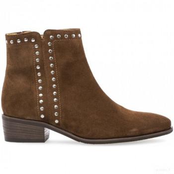 Gabor Boots Marron Bottines Femme Vente en ligne