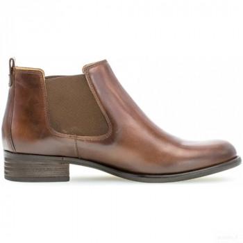 Gabor Chelsea Boots Marron Bottines Femme En ligne Shop