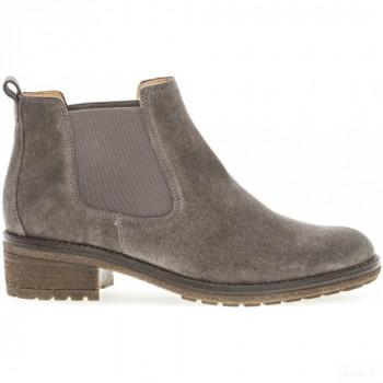 Gabor Chelsea Boots Marron Bottines Femme Meilleures ventes