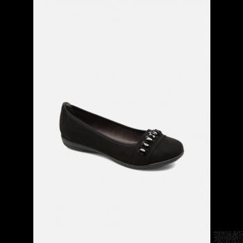 jana shoes linda - noir Online Vente