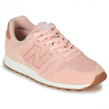 New Balance 373 Rose Baskets Basses Femme Vente en ligne