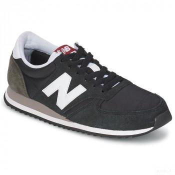 New Balance U420 Noir Baskets Basses Meilleures ventes