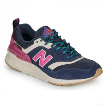 New Balance 997 Bleu Baskets Basses Femme 2020 Sale