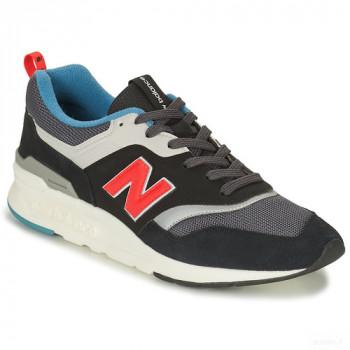 New Balance 997 Noir Baskets Basses Grosses soldes