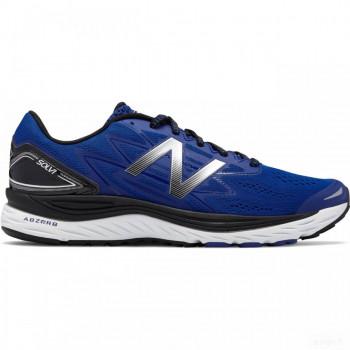 running homme new balance new balance - solvi hommes chaussure de course (bleu/noir) Online Vente