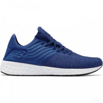 running homme new balance new balance - fresh foam cruz decon hommes chaussure de course (bleu/noir) Dégagement