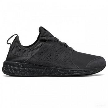 running homme new balance new balance - fresh foam cruz v1 protect hommes chaussure de course (noir) 2020 Outlet