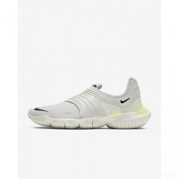 Nike Free RN Flyknit 3.0 AQ5708-004 Pur Platine Nouveautés Promos