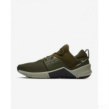Nike Free X Metcon 2 AQ8306-303 Légion Verte Online Acheter