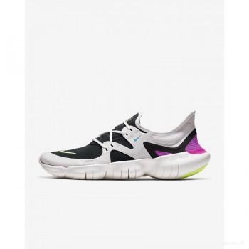 Nike Free RN 5.0 AQ1289-100 Summit Blanc Online Vente