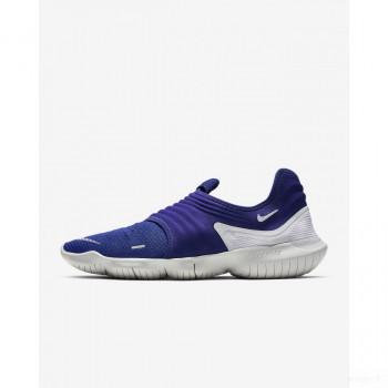 Nike Free RN Flyknit 3.0 AQ5707-401 Bleu Royal Profond Vente chaude