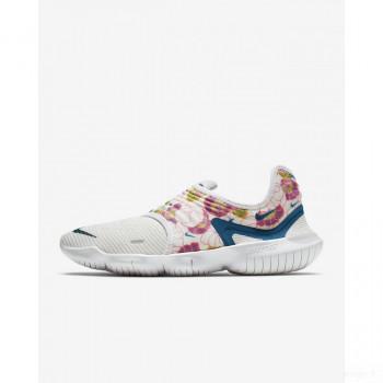 Nike Free RN Flyknit 3.0 CD9464-199 Blanc Grosses soldes