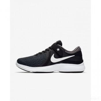 Nike Revolution 4 FlyEase AA1732-001 Noir Outlet France
