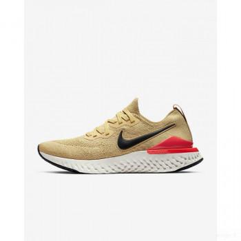 Nike Epic React Flyknit 2 BQ8928-700 Club Gold Online Boutique