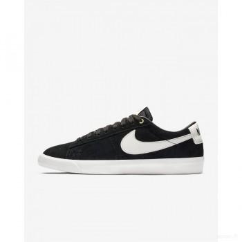 Nike SB Blazer Low GT 704939-001 Noir Outlet en ligne