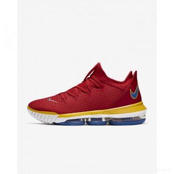 Nike - LeBron XVI Low CK2168-600 Université Rouge Meilleures ventes