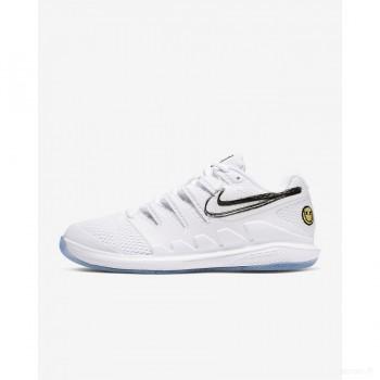 NikeCourt Air Zoom Vapor X AA8027-106 Blanc Nouveautés Promotions