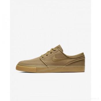Nike SB Zoom Stefan Janoski Canvas 615957-204 Beige Doré Online Store