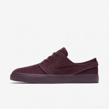 Nike Zoom Stefan Janoski 333824-605 Bourgogne Crush Online Soldes