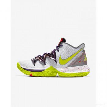 Nike - Kyrie 5 AO2918-102 Blanc 2020 Sale