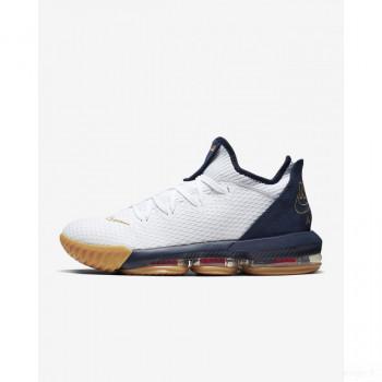 Nike - LeBron 16 Low CI2668-101 Blanc 2020 Online