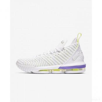 Nike - LeBron 16 AO2588-102 Blanc Nouveautés Promos