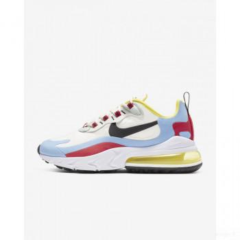 Nike Air Max 270 React AT6174-002 Fantôme En Soldes