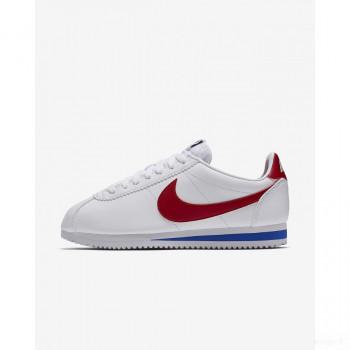 Nike Classic Cortez 807471-103 Blanc France Vente