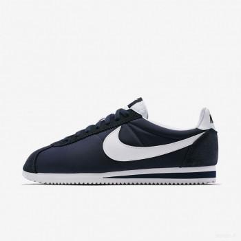 Nike Classic Cortez Nylon 807472-410 Obsidienne Online Acheter