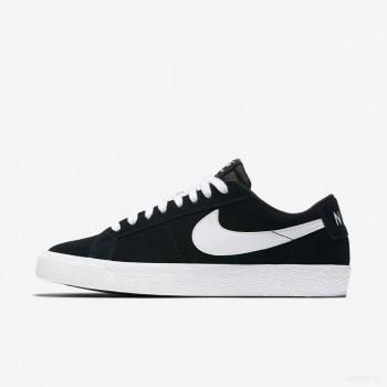 Nike SB Blazer Zoom Low 864347-019 Noir Nouveautés Promotions