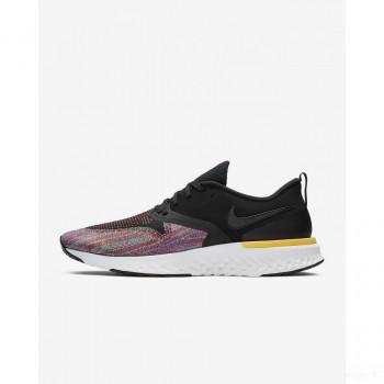 Nike Odyssey React Flyknit 2 AH1015-005 Noir Online Store