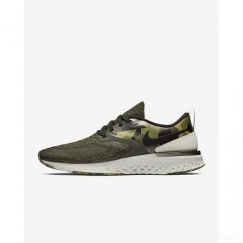 Nike Odyssey React Flyknit 2 AT9975-302 Séquoia En Soldes