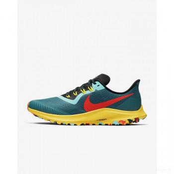 Nike Air Zoom Pegasus 36 Trail AR5677-301 Sarcelle Géode Online Achat