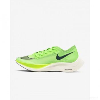 Nike ZoomX Vaporfly Next% AO4568-300 Vert Électrique Online Soldes