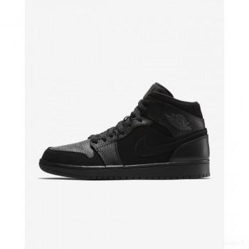 Nike - Air Jordan 1 Mid 554724-064 Noir Online Boutique