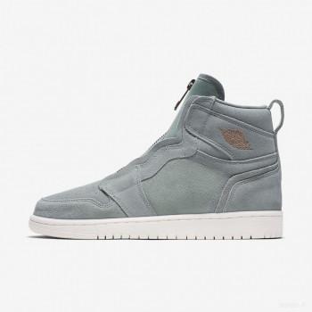 Nike - Air Jordan 1 High Zip AQ3742-305 Mica Green Dégagement