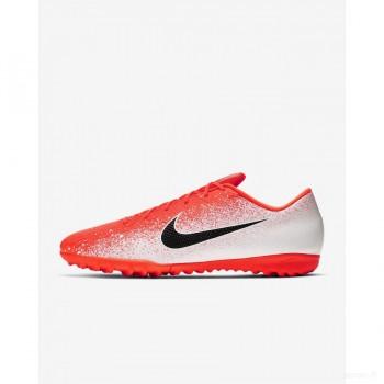 Nike VaporX 12 Academy TF AH7384-801 Hyper Crimson Outlet Online