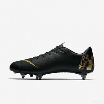 Nike Mercurial Vapor XII Academy SG-PRO AH7376-077 Noir Dégagement