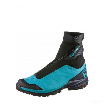 SALOMON Chaussures de randonnée Out Path bleu/noir Nouveautés Promos