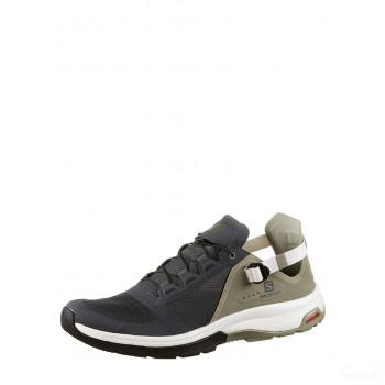 SALOMON Chaussures de sport aquatique Techamphibian 4 noir/kaki Dégagement