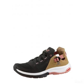 SALOMON Chaussures de sport aquatique Techamphibian 4 noir/marron clair Online Vente